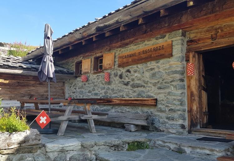 L'alpage d'Essertze