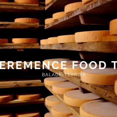Rencontre et terroir : food tour à Hérémence