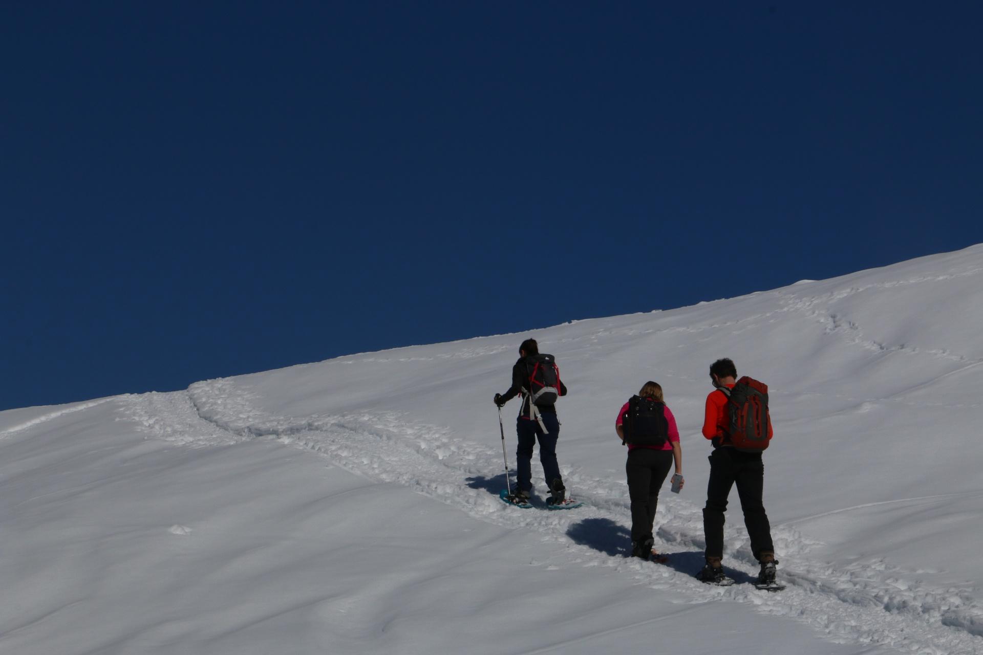 Respirez l'hiver au Val des Dix
