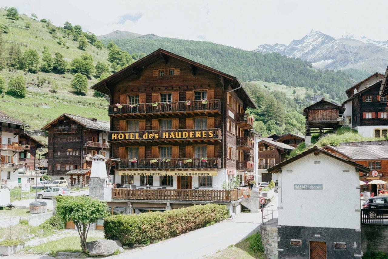 Hôtel des Haudères