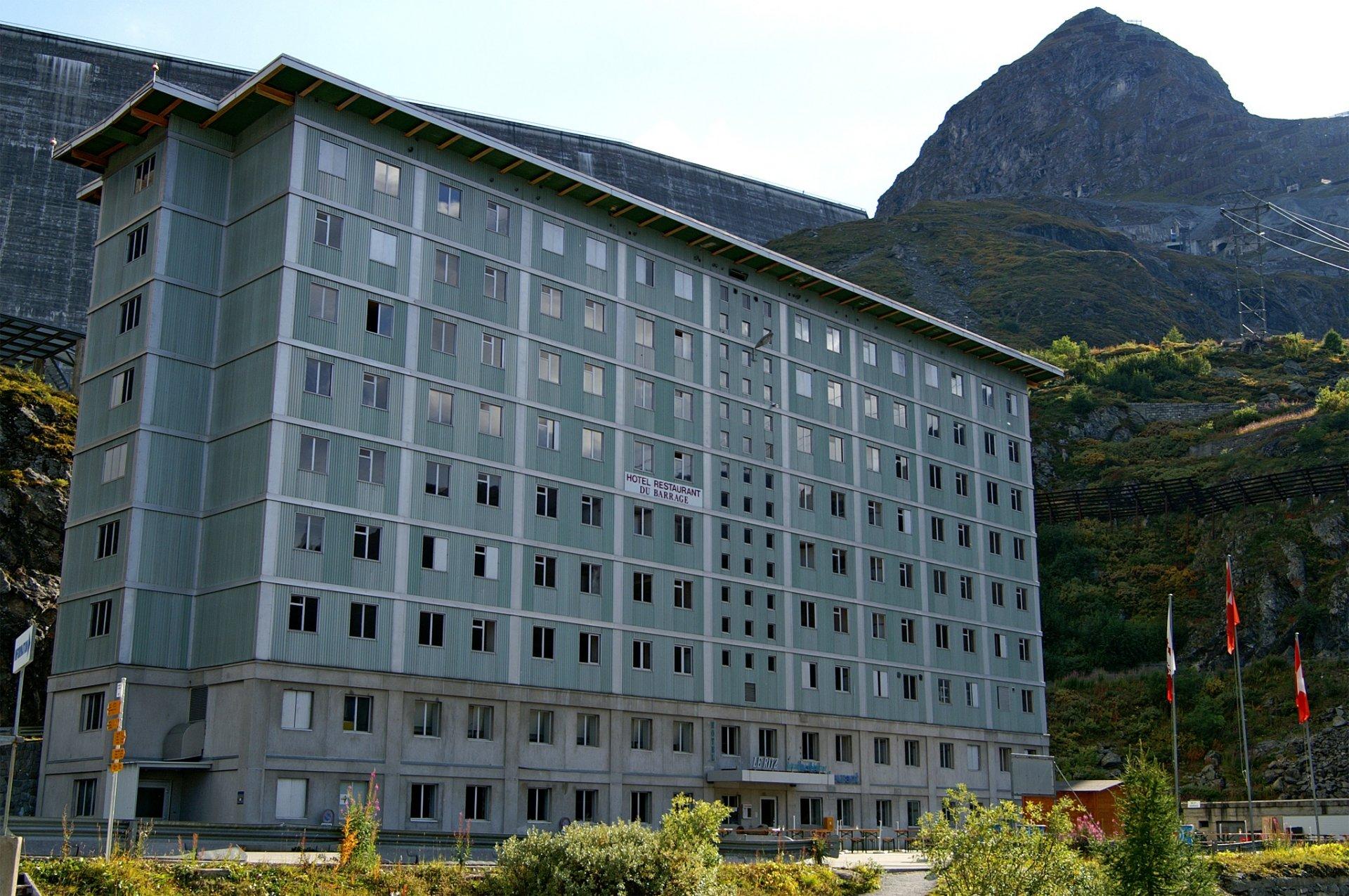 Hôtel du Barrage