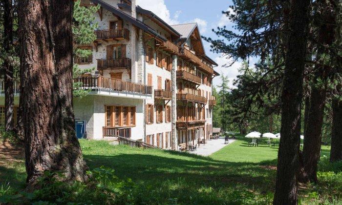 Offre - Détente Grand Hôtel & Kurhaus Arolla