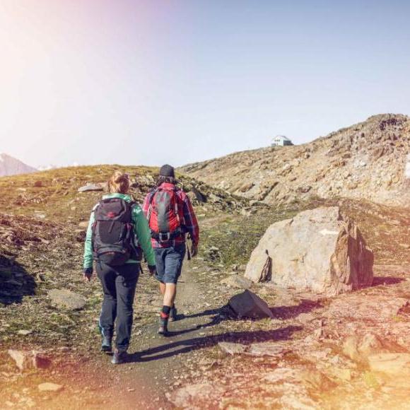Hiking Tour Val d'Hérens - 4th step