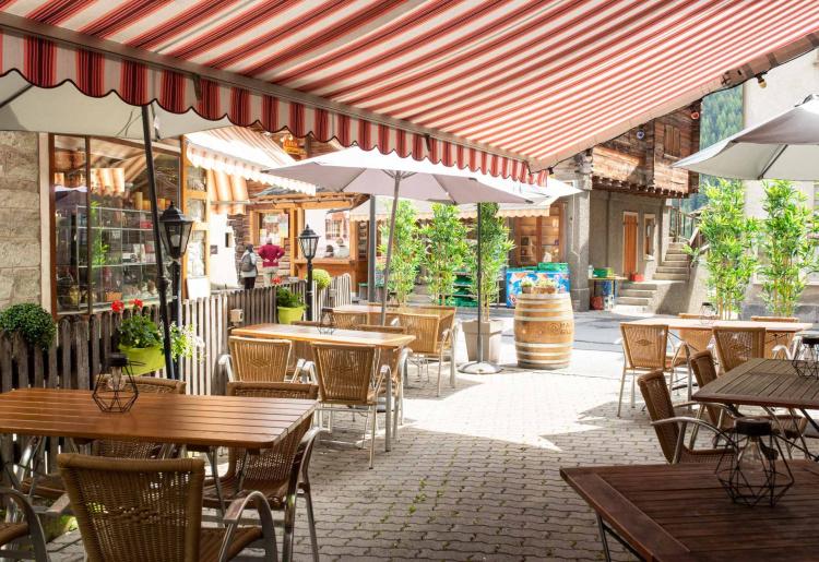 Café-Restaurant La Pension d'Evolène
