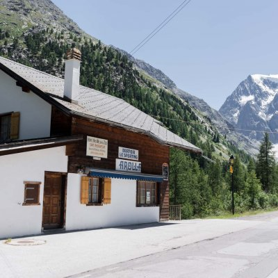 Chalet le Sporting