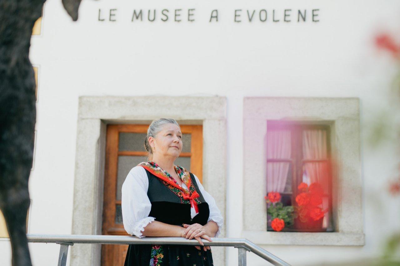 Exposition 2021/2022 du musée à Evolène