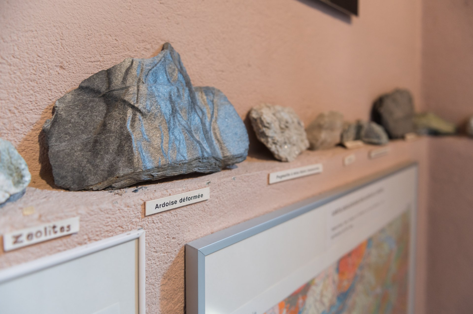 Geology and glaciology centre