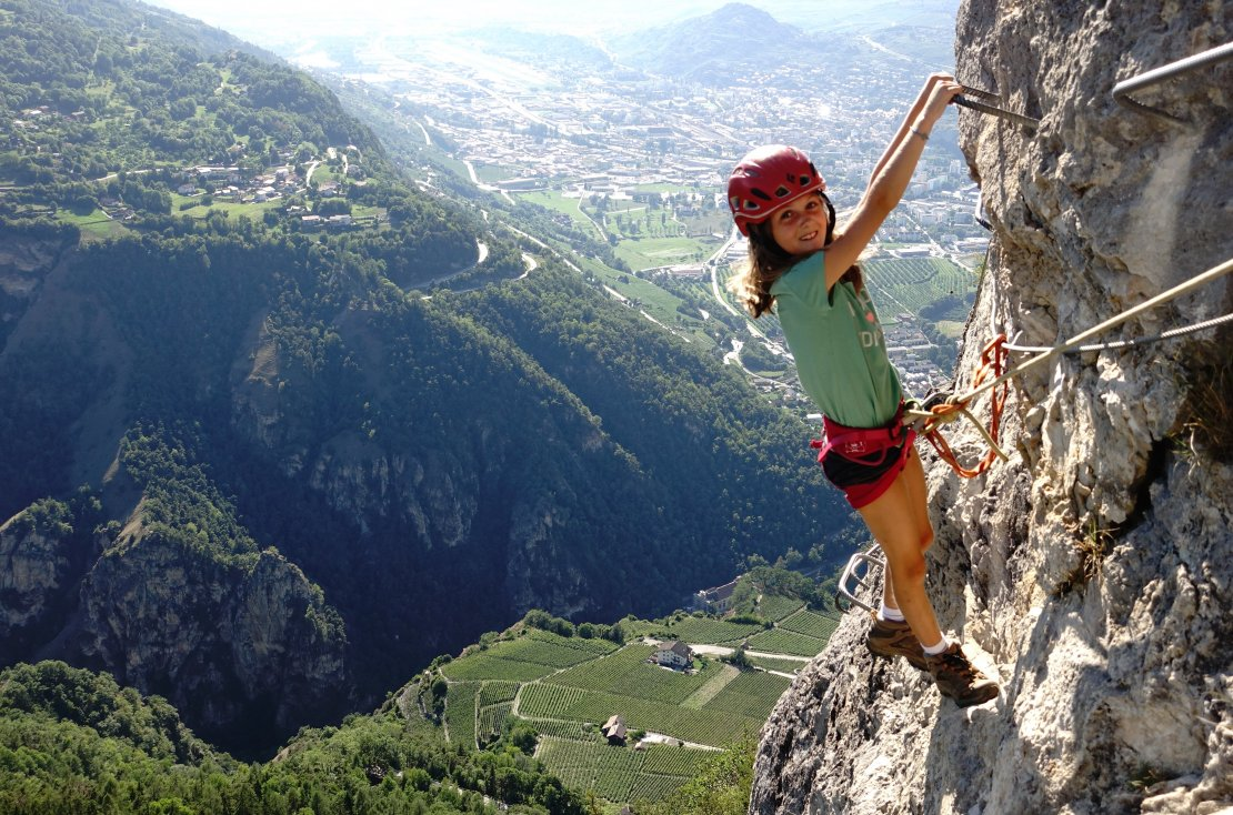 Via Ferrata de Nax-32156