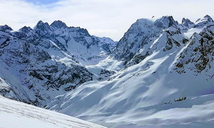 Offre - Progression en milieu hivernal et étude du manteau neigeux (1ere approche)