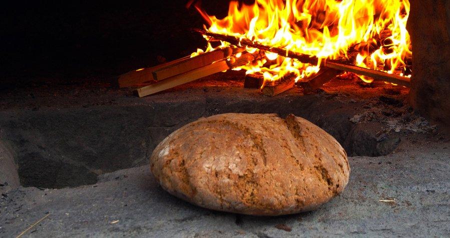 Les pains traditionnels du Val d'Hérens