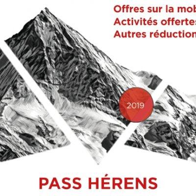 Val d'Hérens - Pass été 2019