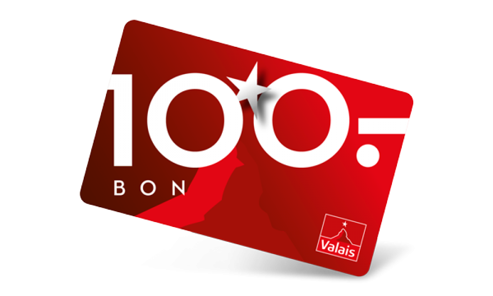 Action promotionnelle - Bon 100 francs